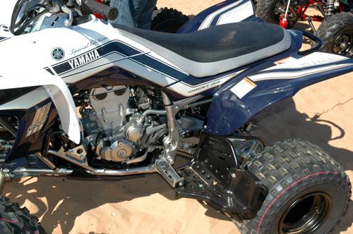 Yamahas 2008 Special Edition Sport Quads ATV Scene Magazine
