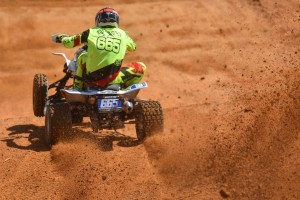 Vechery Racing Report from Echeconnee ATVMX