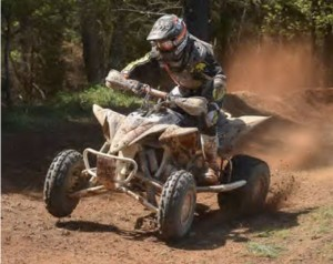Yamaha YFZs Storm South Carolina GNCC