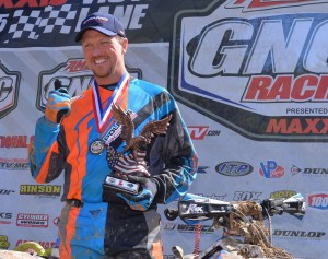 Kevin Trantham Takes Second Win of the GNCC Season