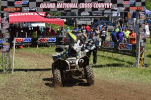 Team UXC Racing Back on the Box at GNCC Mountaineer