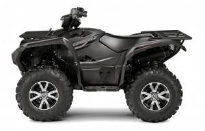 New 2016 Yamaha ATVs