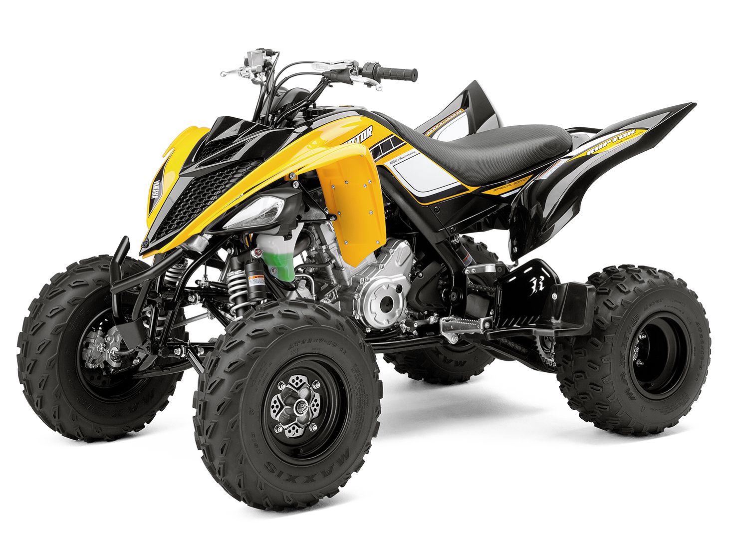 yamaha atv for sale. new 60th anniversary special edition raptor 700r and yfz450r sport atvs. yamaha is celebrating its 60th anniversary this year with classic yellow atv for sale