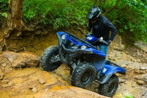 Ride Testing Yamaha's All-New 2016 Grizzly EPS 4×4