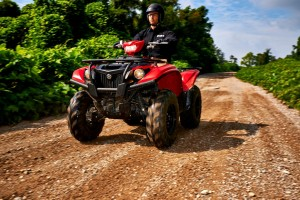 2016 Yamaha Kodiak 700 4×4 Ride Review