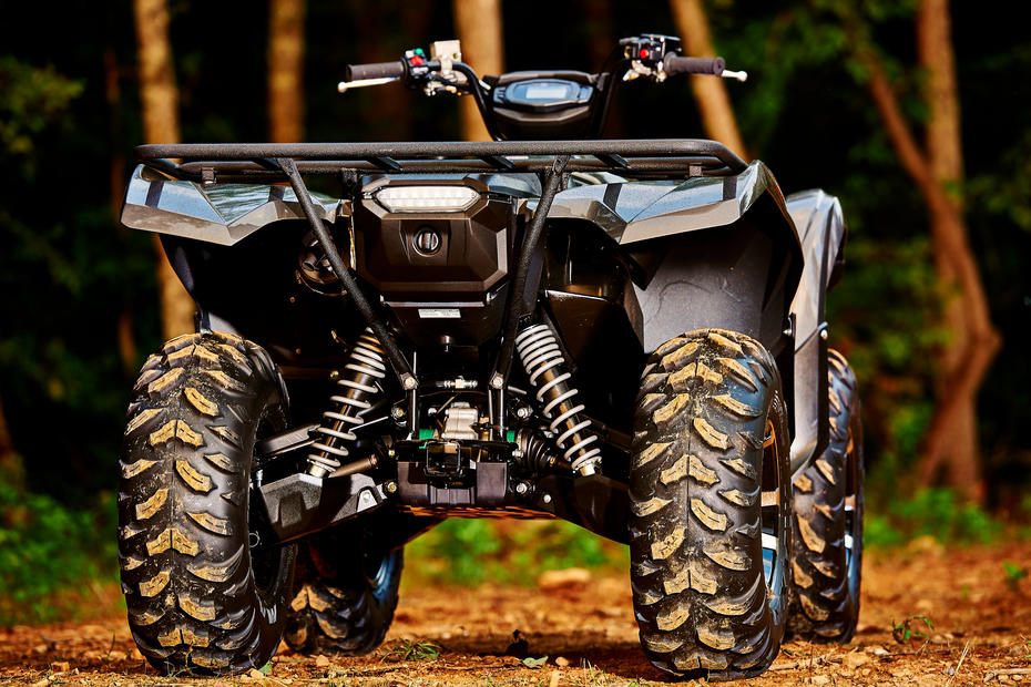 Ride testing yamaha s all new 2016 grizzly eps 4 4 atv for 2017 yamaha grizzly review