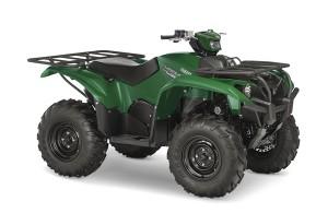 2016 Kodiak 700 EPS_Hunter Green