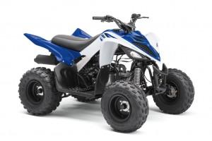 All New 2017 Yamaha Raptor 90