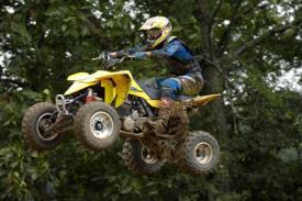 2008 Suzuki LTR 450 – ATV Scene Magazine