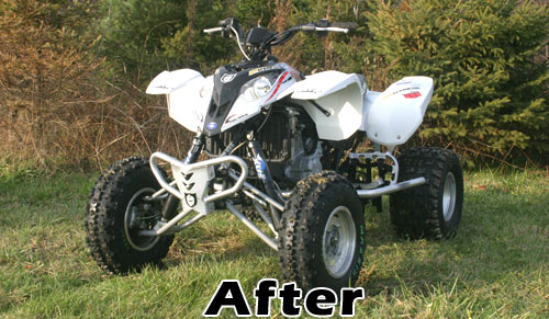 Polaris Predator Trail Mod Project – ATV Scene Magazine
