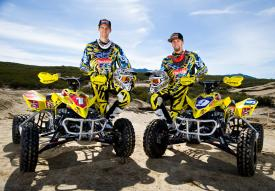2010 Rockstar Makita Suzuki Race Team – ATV Scene Magazine