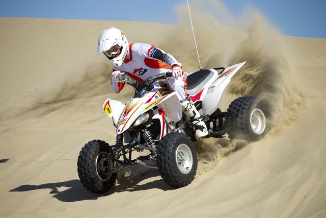 2012 Yamaha YFZ450 Review – ATV Scene Magazine