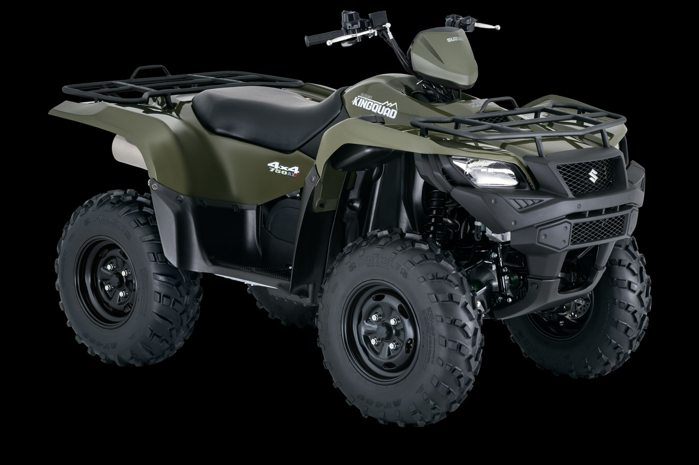 2016 Suzuki KingQuad Review – ATV Scene Magazine - Page 2
