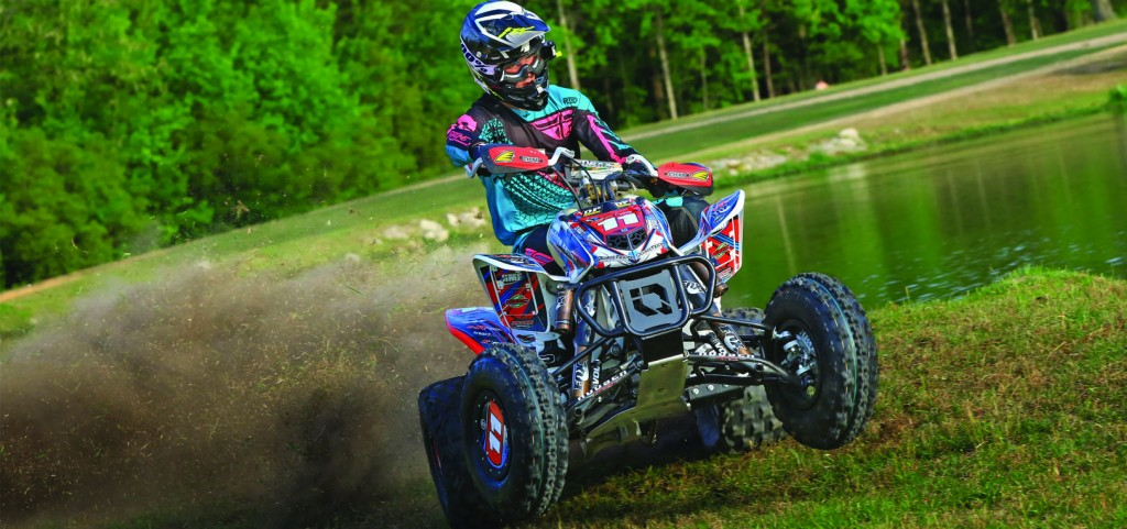 GBC's new 20x11-9 Ground Buster III rear ATV tire is available in 2-ply rated and 6-ply rated versions.