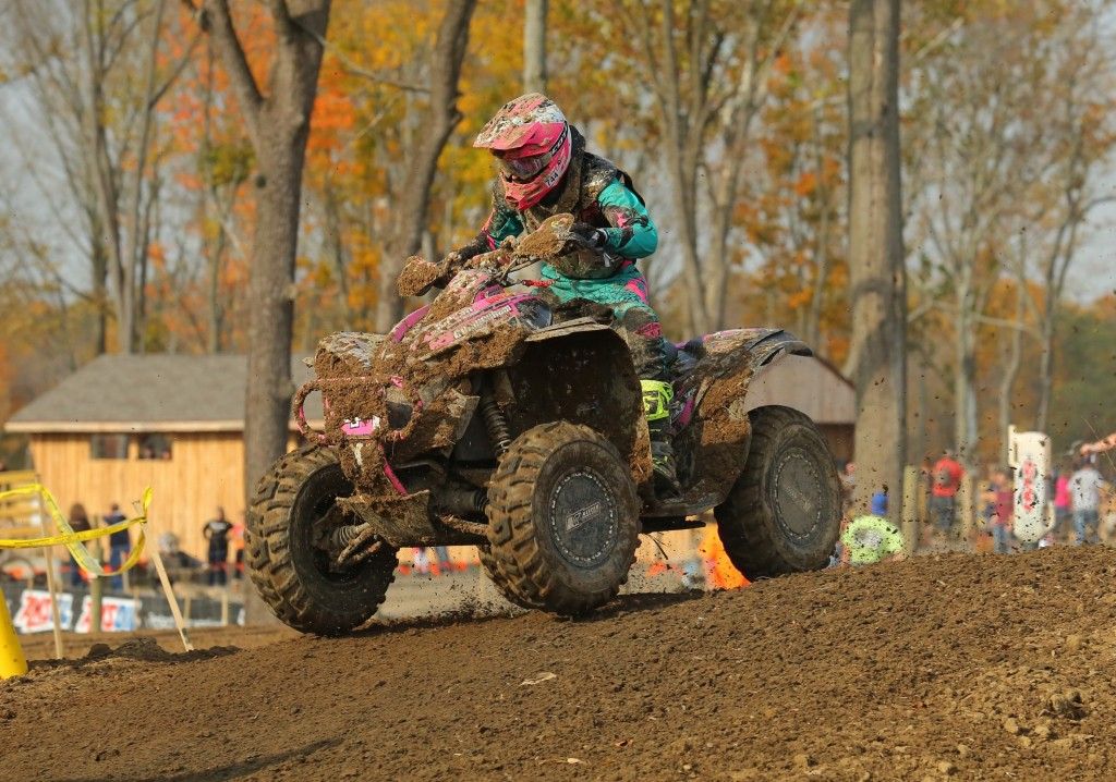 Kevin Cunningham put together one heck of a season on his way to winning the 2016 GNCC 4x4 Pro ATV class championship with his Can-Am Renegade X xc 1000R. In fact, in the last seven-round span, he made the podium every time and posted three wins to run away with the title.