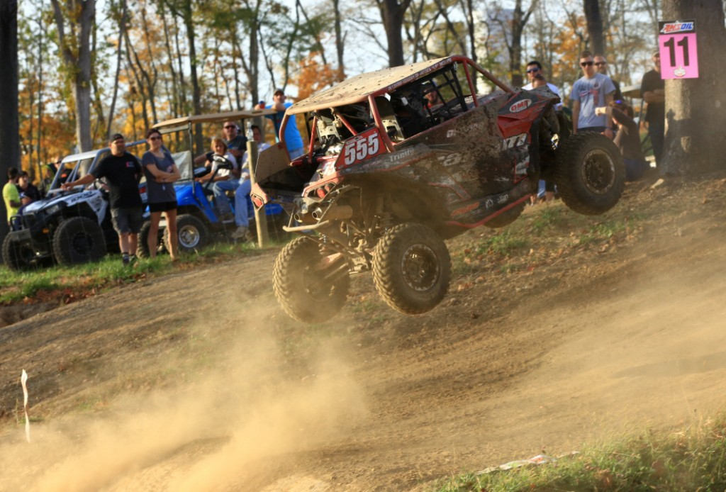 With three class wins and a consistent year, Dave Plavi captured the XC2 Pro Sport UTV class Championship with his Can-Am Maverick 1000R.