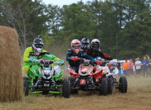 Landon Wolfe (#7) led GBC Motorsports racers with a 6th place Overall finish.