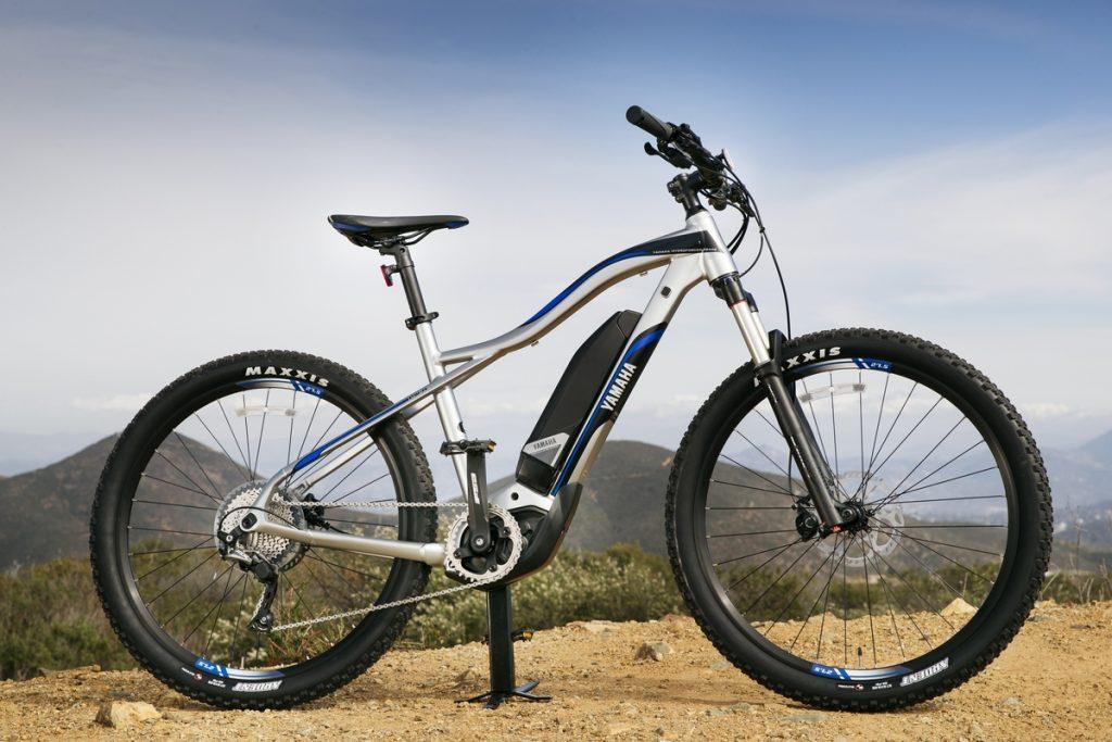 Yamaha s ydx torc power assist electric mountain bike for Yamaha e mountain bike