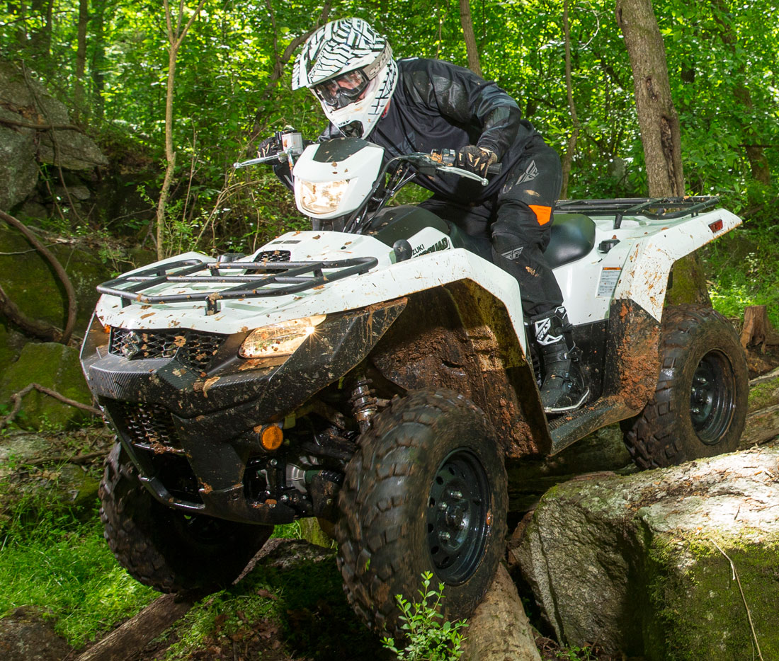 2019 Suzuki KingQuad 750 AXi Review – ATV Scene Magazine
